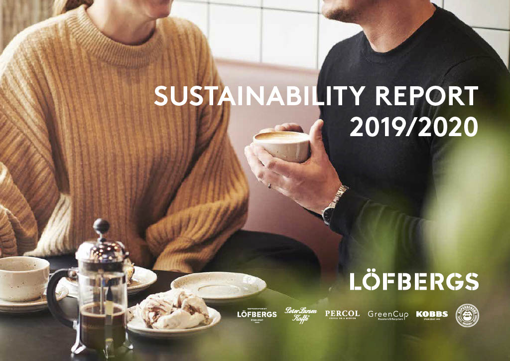 Löfbergs Sustainability Report 2019/2020